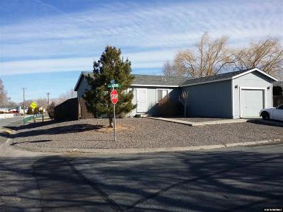 Washoe County Single Family Home New: 13305 Mt Lassen St