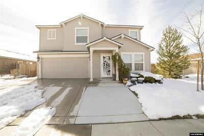 Washoe County Single Family Home New: 9105 Andraste Way
