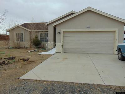 Silver Springs Single Family Home Active/Pending-Call: 1410 Cooney Dr