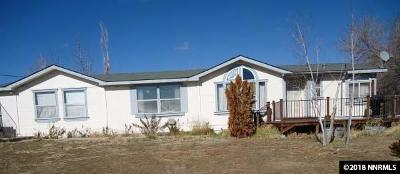 Reno Manufactured Home Active/Pending-Loan: 4740 Waldron