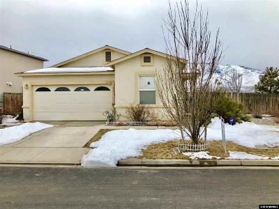 Reno Single Family Home New: 9395 Red Baron Blvd