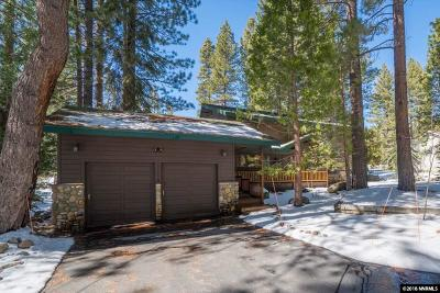 Incline Village Single Family Home New: 445 Country Club Drive