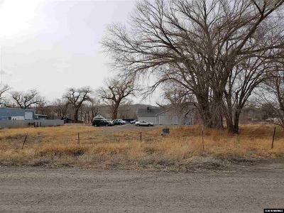 Yerington Residential Lots & Land For Sale: 709 Amy Street