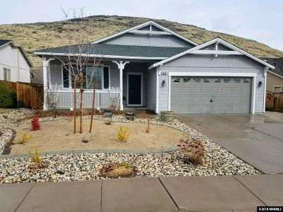 Sparks NV Single Family Home New: $325,000