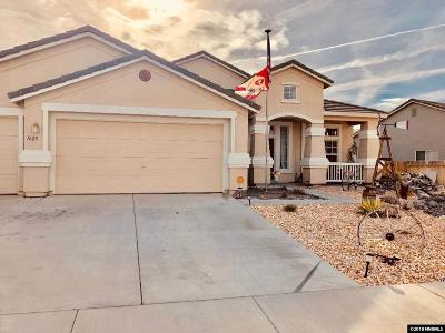 Fernley Single Family Home New: 1625 Picetti Way