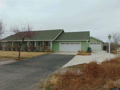 Fallon Single Family Home New: 4350 Hawk Dr