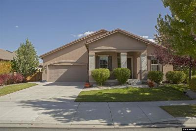 Sparks NV Single Family Home New: $449,950