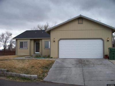 Single Family Home Active/Pending-Loan: 1274 Eider Circle