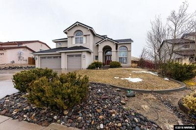 Reno NV Single Family Home New: $579,000