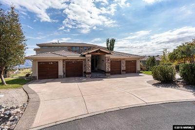 Reno NV Single Family Home New: $1,850,000