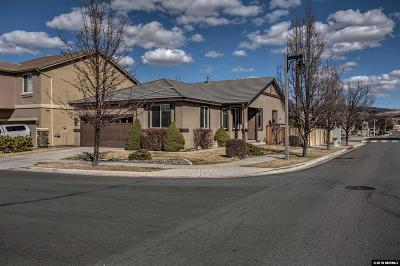 Sparks NV Single Family Home New: $350,000