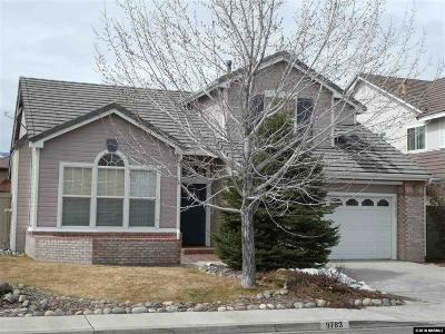 Reno NV Single Family Home New: $395,000