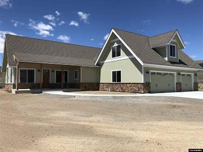Reno NV Single Family Home New: $850,000