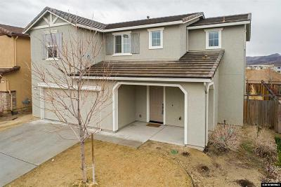 Sparks NV Single Family Home New: $328,900
