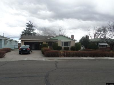 Reno NV Single Family Home New: $275,000