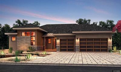 Reno Single Family Home Active/Pending-Loan: 4073 Whispering Pine Loop