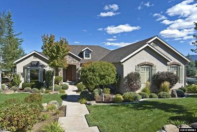 Reno NV Single Family Home Active/Pending-House: $929,000