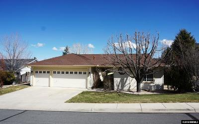 Reno Single Family Home New: 504 Silversmith Place