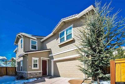 Reno Single Family Home New: 2035 Heavenly View