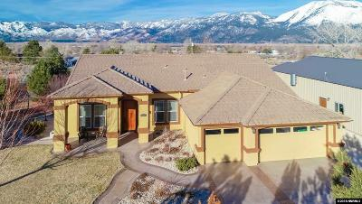 Washoe County Single Family Home For Sale: 2975 Hawk