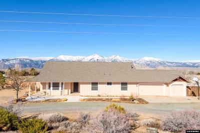 Minden Single Family Home Active/Pending-Loan: 2744 Fuller