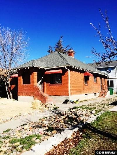 Reno Multi Family Home For Sale: 315 Crampton