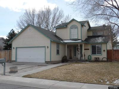 Winnemucca Single Family Home Active/Pending-Call: 5230 Offenhauser Dr