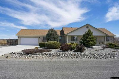 Stagecoach Single Family Home Active/Pending-Loan: 6320 Bluegrass