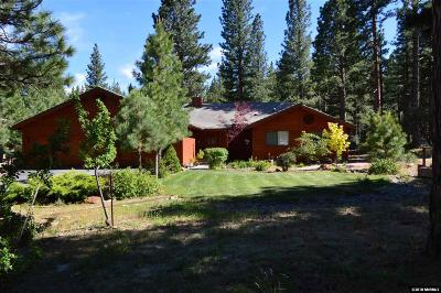 Reno, Sparks, Carson City, Gardnerville Single Family Home Active/Pending-House: 750 Yellow Pine Road