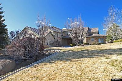 Reno Single Family Home For Sale: 14175 Powder River Drive