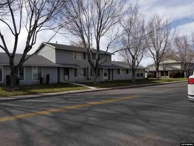 Sparks Condo/Townhouse Active/Pending-Loan: 834 Ridgewood Drive #2