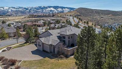 Reno Single Family Home Active/Pending-Call: 1745 Dakota Ridge