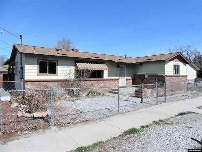 Sparks Single Family Home Active/Pending-Loan: 420 C St