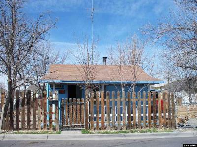 Fallon Single Family Home Active/Pending-Loan: 728 S Mc Lean