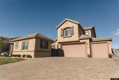 Reno Single Family Home For Sale: 1732 Fairway Hills Trail