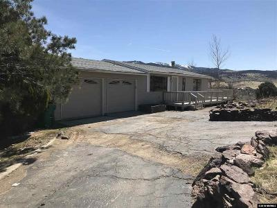 Washoe County Single Family Home For Sale: 15840 Cheryl Lane