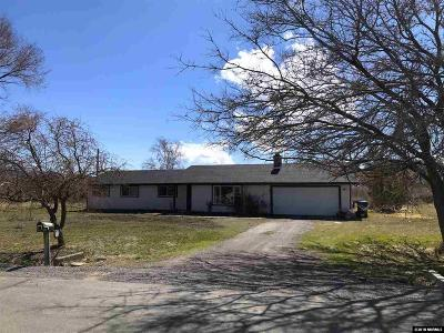 Reno Single Family Home Active/Pending-Short Sale: 2390 Walnut Street