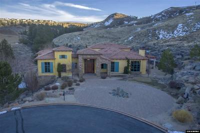Reno Single Family Home For Sale: 60 Lonepine Court