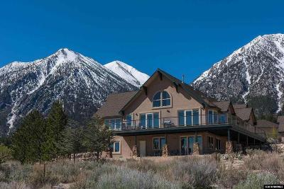 Gardnerville Single Family Home For Sale: 900 Whispering Pine
