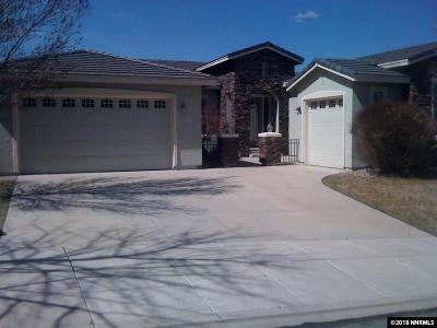 Sparks Single Family Home Active/Pending-Call: 5929 Solstice