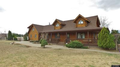 Washoe County Single Family Home For Sale: 143 Peppy San Court