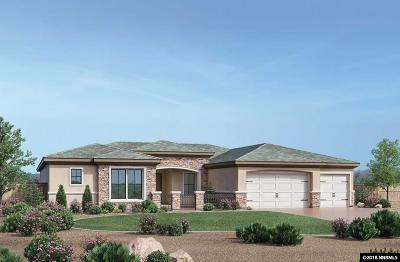 Reno Single Family Home For Sale: 9905 Sea Breeze Lane #LOT #95