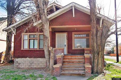 Sparks Single Family Home Active/Pending-Loan: 402 10th