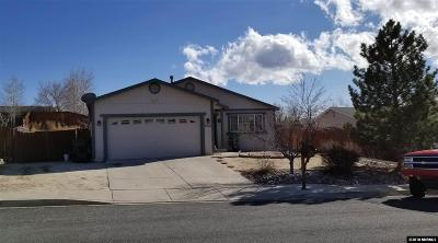 Sun Valley Single Family Home For Sale: 5512 Hurricane Ct.