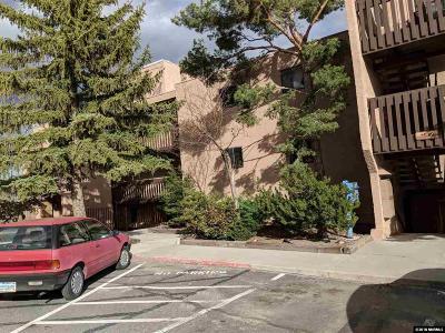 Reno Condo/Townhouse For Sale: 67 Vista Rafael Pkwy