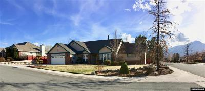 Gardnerville Single Family Home Active/Pending-Call: 1237 Springtime Dr.