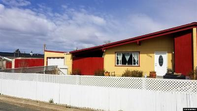 Reno Single Family Home Active/Pending-Loan: 13291 Mount Hood St