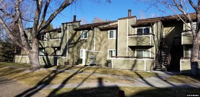 Reno Condo/Townhouse Auction: 7680 Bluestone Drive #Z- 402
