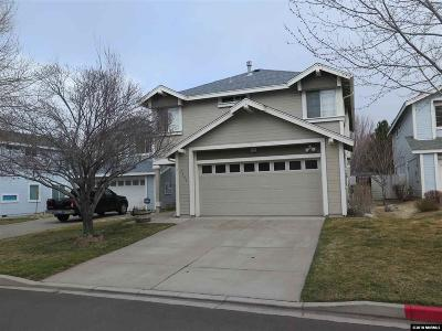 Washoe County Single Family Home Auction: 7595 Whimbleton Way