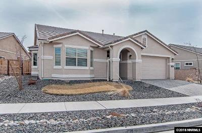 Single Family Home Active/Pending-Loan: 1025 Silver Coyote Dr.